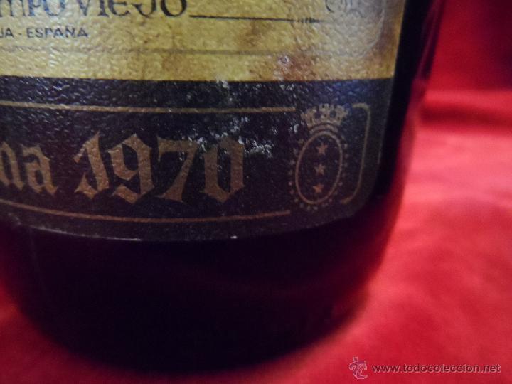Coleccionismo de vinos y licores: EXCEPCIONAL LOTE DE TRES VINOS CAMPOVIEJO : 1 GRAN RESERVA DE 1970 Y 2 RESERVA DE 1978 - Foto 4 - 48195665
