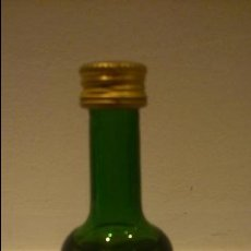 Coleccionismo de vinos y licores: BOTELLITA MINIATURA COGÑAC GASTON DE LAGRANGE. Lote 48628526