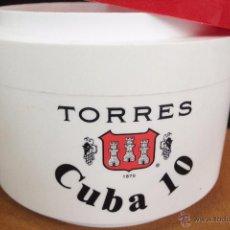 Coleccionismo de vinos y licores: CUBITERRA TORRES CUBA 10 -REF3500-. Lote 49182642