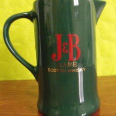 Coleccionismo de vinos y licores: JARRA PORCELANA J&B - JUSTERINI & BROOKS - RARE SCOTCH WHISKY (JB). Lote 49245251