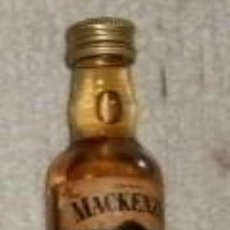 Coleccionismo de vinos y licores: BOTELLN MACKENZIE. SCOTCH WHISKY. DESTILERIA MACKENZIE & CO. SCOTLAND RF-4310. Lote 49725488