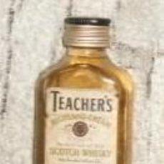 Coleccionismo de vinos y licores - BOTELLIN TEACHER'S HIGHLAND CREAM. SCOTCH WHISKY RF-4402 - 50333444
