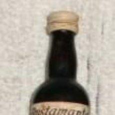 Coleccionismo de vinos y licores: BOTELLIN JEREZ OLOROSO SEMIDULCE FRAGATA. BODEGAS JOSE BUSTAMANTE. JEREZ RF-4407. Lote 50347453
