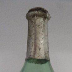Coleccionismo de vinos y licores: BOTELLA DE ABSENTA. D´ABSINTHE PERNOD FILS. J.M. BANES, TARRAGONA.. Lote 114161344