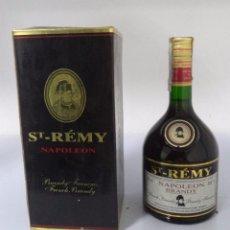 Collezionismo di vini e liquori: BOTELLA ST. REMY NAPOLEON. BRANDY FRANCES.. Lote 51216466