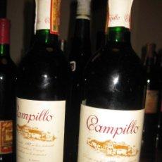 Coleccionismo de vinos y licores: RIOJA CAMPILLO , COSECHA 1987. Lote 64651259