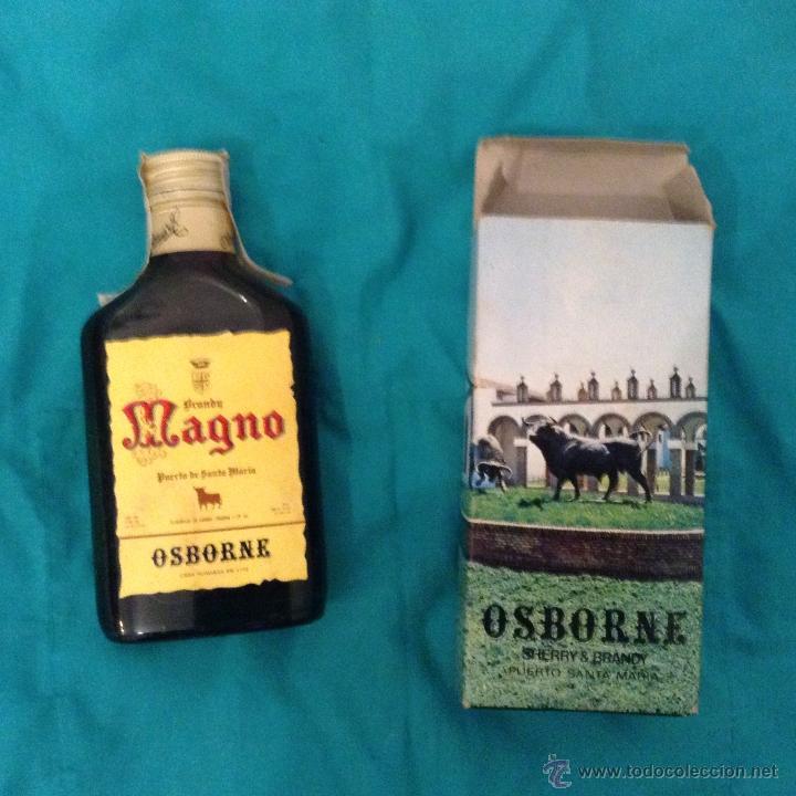 Coleccionismo de vinos y licores: osborne magno - Foto 5 - 51778766
