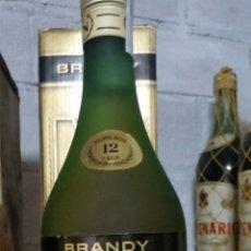 Coleccionismo de vinos y licores: BRANDY NAPOLEON 12. Lote 52376788
