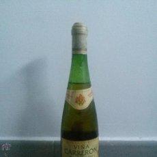 Coleccionismo de vinos y licores: BOTELLA DE VINO LLENA SIN ABRIR 75CL, VIÑA CARRERON AÑO 1988 COBOS MONTILLA MORILES . Lote 52786522