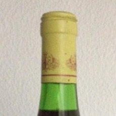 Coleccionismo de vinos y licores: BOTELLA DE VINO TINTO SABATACHA. JUMILLA.. Lote 53077786