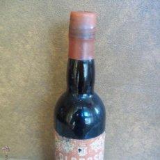 Coleccionismo de vinos y licores: ANTIGUO BOTELLIN OLOROSO MACHUCA ESTEPA LLENO ESPECIAL COLECCIONISTAS. Lote 53128630