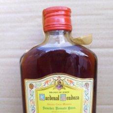 Coleccionismo de vinos y licores: BOTELLA DE 20 CL. BRANDY DE JEREZ CARDENAL MENDOZA GRAN RESERVA BODEGAS SANCHEZ ROMATE HNOS. Lote 53268071