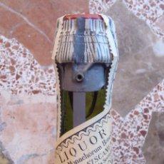 Coleccionismo de vinos y licores: BOTELLA LICOR BENEDICTINE. Lote 54533354