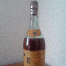 Coleccionismo de vinos y licores: BRANDY FELIPE II SOLERA ESPECIAL. AGUSTIN BLAZQUEZ. PRECINTO-AÑOS 70. Lote 54919357