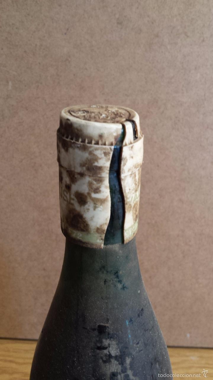 Coleccionismo de vinos y licores: BOTELLA DE VINO FRANCÉS-CHINON- ALBERT BESOMBES / VAL DE LOIRE. /SIN ABRIR / AÑOS 70 / LEER. - Foto 4 - 55329620