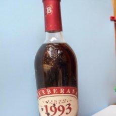Coleccionismo de vinos y licores: VINO RESERVA DE RIOJA, BERBERANA, 1993. Lote 55373817