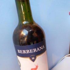 Coleccionismo de vinos y licores: VINO BERBERANA DE RESERVA DE 1987. Lote 55388161