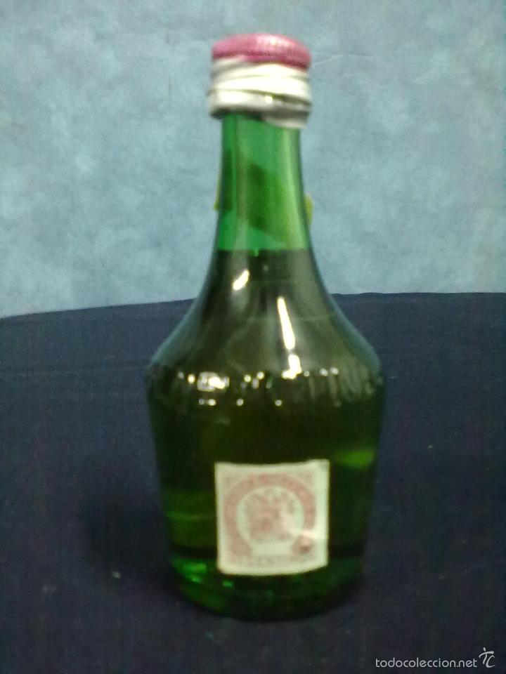 Coleccionismo de vinos y licores: BOTELLIN BENEDICTINE - Foto 2 - 56548555