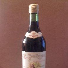 Coleccionismo de vinos y licores: BOTELLA SAN ROQUE GRAN QUINADO - MANUEL ACHA - AMURRIO - ALAVA. Lote 56695928