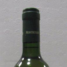 Coleccionismo de vinos y licores: BOTELLA DE RIOJA MONTECILLO. 2001. BODEGAS MONTECILLO. FUENMAYOR.. Lote 57512370