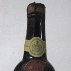 Coleccionismo de vinos y licores: BOTELLA DE AMONTILLADO VIEJO. VINICOLA HIDALGO Y CIA. JEREZ. 3/4 DE LLENADO.. Lote 57524920