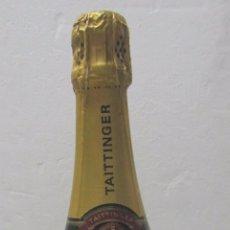 Coleccionismo de vinos y licores: BOTELLA DE CHAMPAGNE TAITTINGER. BRUT. RESERVA. FRANCIA.. Lote 57651919