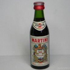 Coleccionismo de vinos y licores: BOTELLIN MARTINI ROSSO . Lote 60310105