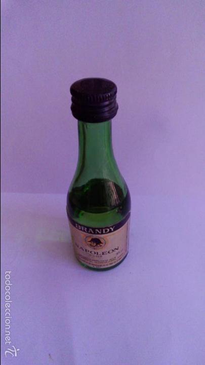 BRANDY NAPOLEON. (Coleccionismo - Botellas y Bebidas - Vinos, Licores y Aguardientes)