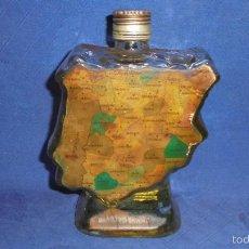 Coleccionismo de vinos y licores: BOTELLA DE LICOR DE NARANJA. DESTILERIAS AGUSTIN BOFILL S.A. BADALONA. ESPAÑA. BOTELLIN DE 19,5CM . Lote 57967804