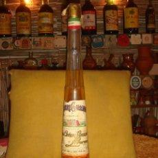 Coleccionismo de vinos y licores: ANTIGUA BOTELLA LIQUORE GALLIANO. SPECIALITY OF DITTA ARTURO VACCARI. LIBORNO.ITALIA. LLENA.C1965 . Lote 58127382