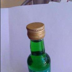 Coleccionismo de vinos y licores: BOTELLIN REAL BETIS. JAIME. SIN ALCOHOL.. Lote 58203485