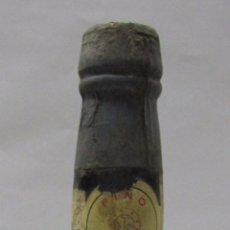 Coleccionismo de vinos y licores: BOTELLA DE VINO FINO PREFERIDO. MANUEL GUERRERO. JEREZ DE LA FRONTERA. 24,5CM DE ALTO.. Lote 60469723