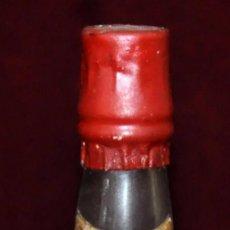 Coleccionismo de vinos y licores: ANTIGUO BOTELLIN DE BRANDY. ALTAM'S. DESTILERIAS ALTIMIRAS. PRECINTADA. Lote 65743338