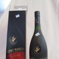 Coleccionismo de vinos y licores: COGNAC FRANCÉS REMY MARTIN FINE CHAMPAGNE VSOP. 75 CL. EXCELENTE CALIDAD. Lote 67319585
