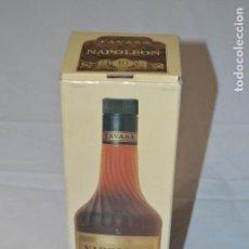 Collezionismo di vini e liquori: BRANDY RESERVA NAPOLEÓN. 10 AÑOS. DESTILERÍAS TAVASA AÑOS 90. ROMANJUGUETESYMAS.. Lote 267497054