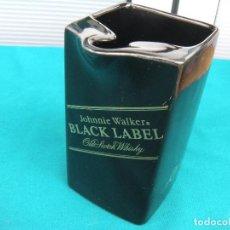 Coleccionismo de vinos y licores: JARRA DE WHISKY JOHNNIE WALKER BLACK LABEL. Lote 68706205