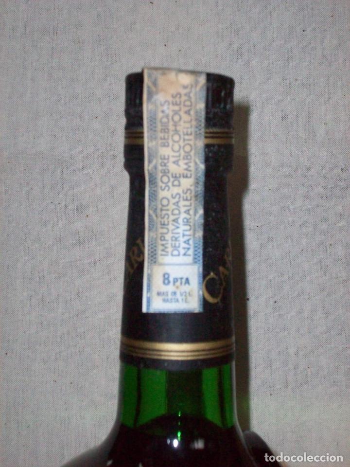Coleccionismo de vinos y licores: BRANDY CARLOS I . SOLERA ESPECIAL - Foto 4 - 69374713