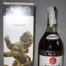 Coleccionismo de vinos y licores: COGNAC FRANCES. Lote 69392489