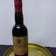 Coleccionismo de vinos y licores: BOTELLIN FINO OSTIPO MACHUCA ESTEPA SIN ABRIR. Lote 71198205