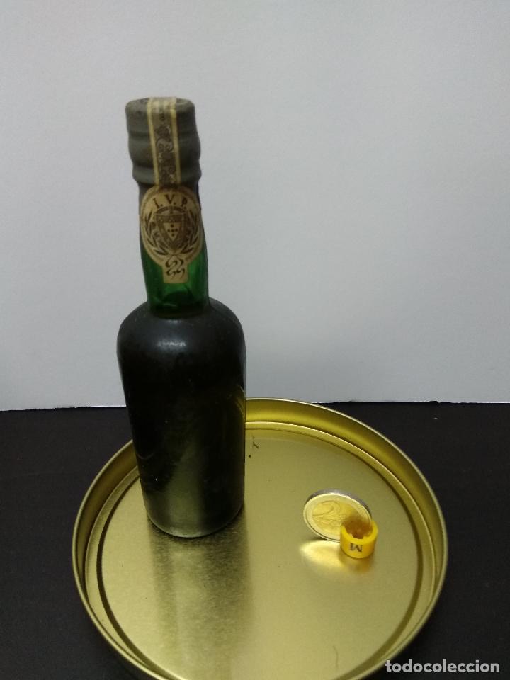 Coleccionismo de vinos y licores: BOTELLIN VINO BLANCO NIEPOORT´S PORT SIN ABRIR - Foto 2 - 71204478