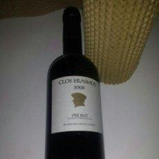 Coleccionismo de vinos y licores: VINO PRIORAT CLOS ERASMUS 2008 - 99 PUNTOS PARKER. Lote 72903571