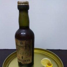Coleccionismo de vinos y licores: BOTELLIN BOTELLITA SIN ABRIR PARTNERS PORT SANDEMAN. Lote 73619042