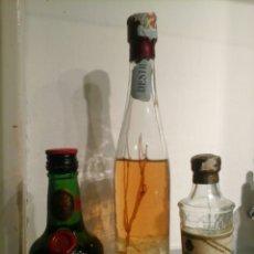Coleccionismo de vinos y licores: BOTELLAS MINIATURA. Lote 76709334