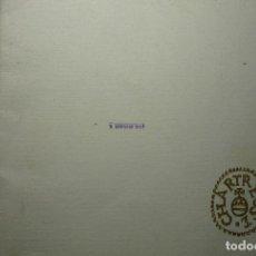 Coleccionismo de vinos y licores: LIBRITO HISTORIA CHARTREUSE-TARRAGONA-AÑO 1968-MUCHAS FOTOS-DATOS -ETC-32 PAG-BB. Lote 78130637