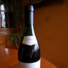 Coleccionismo de vinos y licores: BOTELLA DE VINO RIOJA CONDE DE VALDEMAR GRAN RESERVA COSECHA DE 1982 - MARTINEZ BUJANDA. Lote 78513333