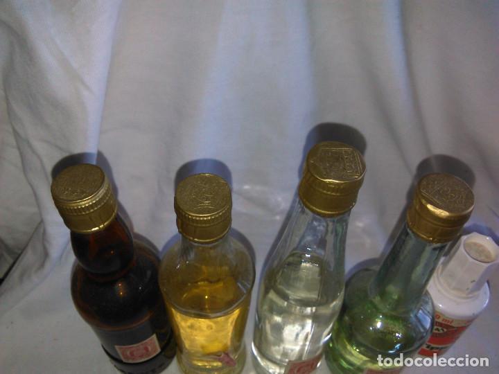 Coleccionismo de vinos y licores: Pack de 15 botellines Destilerías Bardinet Bordeaux. Lote botellin, botellita, botellitas. A3800. - Foto 14 - 85106156
