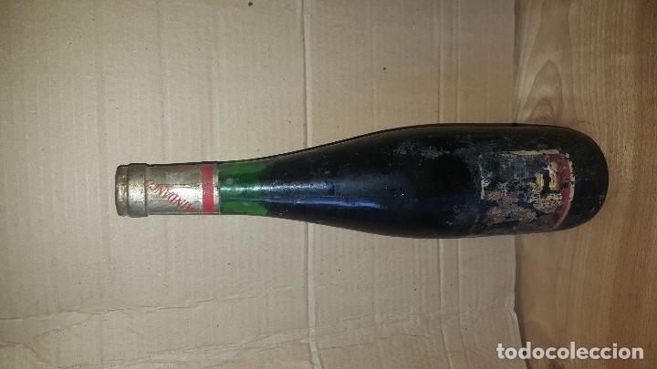 Coleccionismo de vinos y licores: BOTELLA VINO MINDANGO RESERVA LIMITADA 73 - JUMILLA - Foto 2 - 85335300