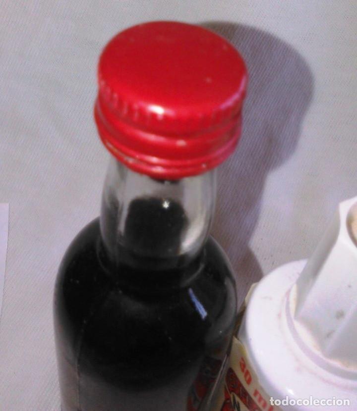 Coleccionismo de vinos y licores: Botellin de Vermut, Bodegas Tamayo Jerez. Botellita antigua, botella en miniatura. Antiguo. A8228. - Foto 6 - 85795136