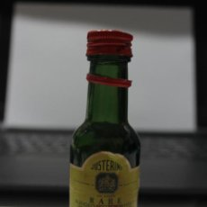 Coleccionismo de vinos y licores: BOTELLÍN DE RARE J&B BLENDED SCOTCH WHISKY. JUSTERINI & BROOKS LTD. SCOTLAND. 12 CMS ALTO. Lote 86964056