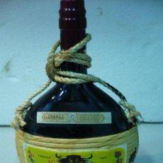 Coleccionismo de vinos y licores: VIÑA MALAGA QUITAPENAS HIJOS JOSE SUAREZ VILLALBA 75 CL.MALAGA PRECINTADA. Lote 88370696